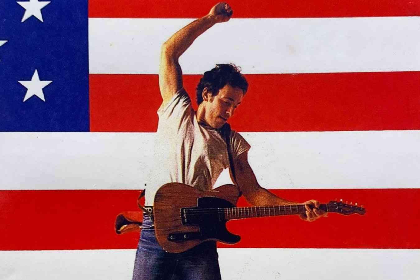 4 giugno nel rock: Bruce Springsteen, Born In The USA, Sex Pistols, Kid Rock, Beach Boys, Kurt Cobain, Avril Lavigne