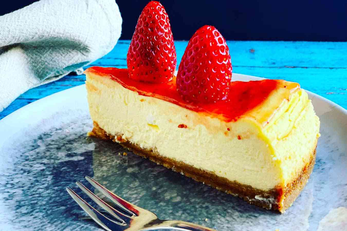 New York Cheesecake ricetta originale