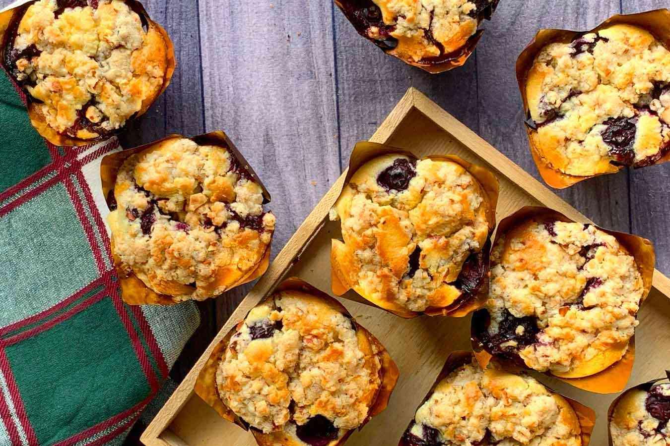 Ricetta Muffin Originale Americana.Muffin Ricetta Originale Americana La Ricetta Food N Rock