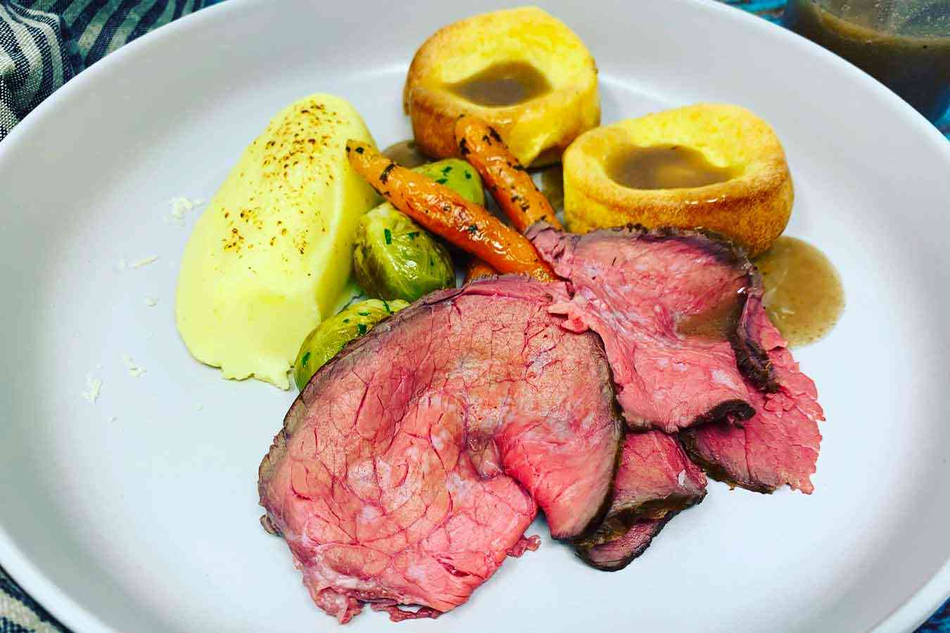 Roast-beef all'inglese CBT