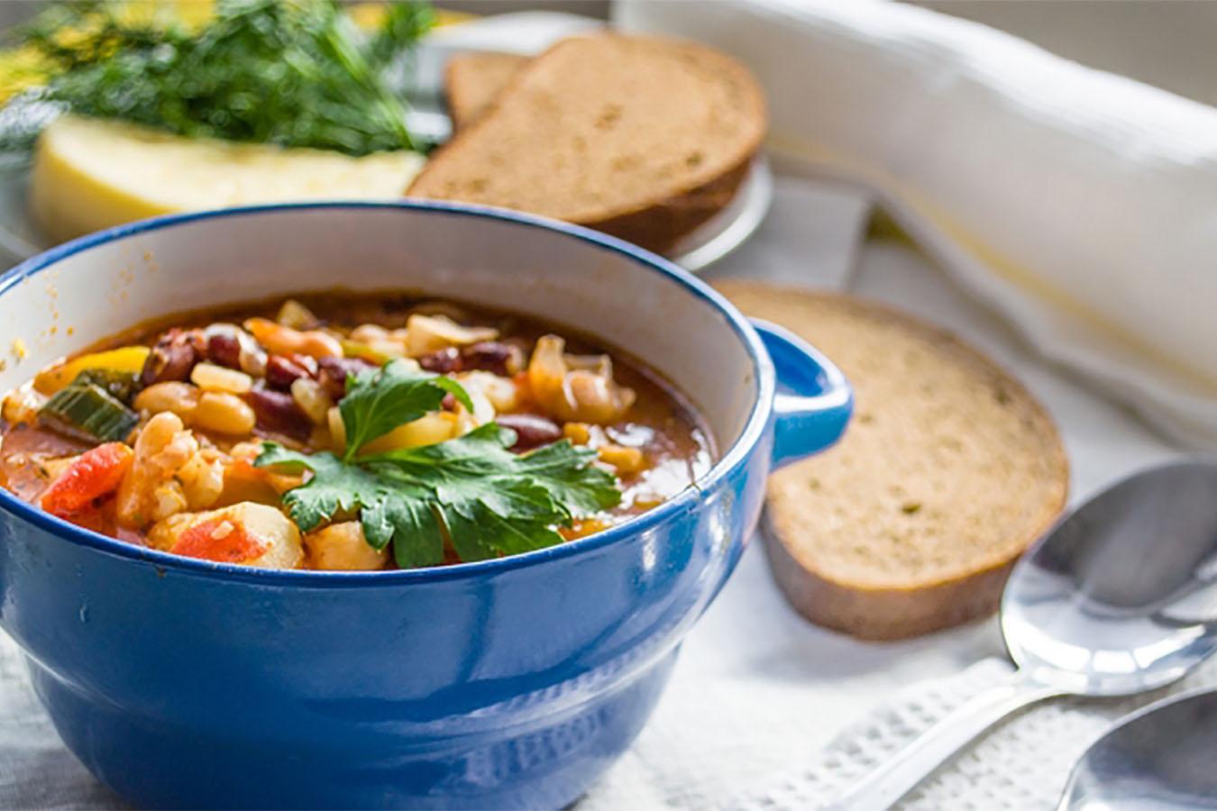 Zuppa, minestra, crema e vellutata, ma che differenza c'è?
